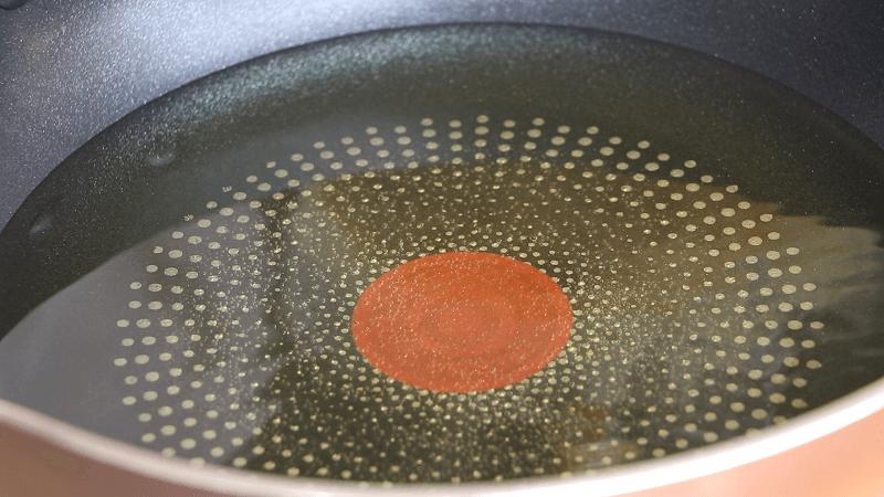 Heat Oil For Deep Frying