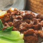 Taiwan Braised Pork Rice