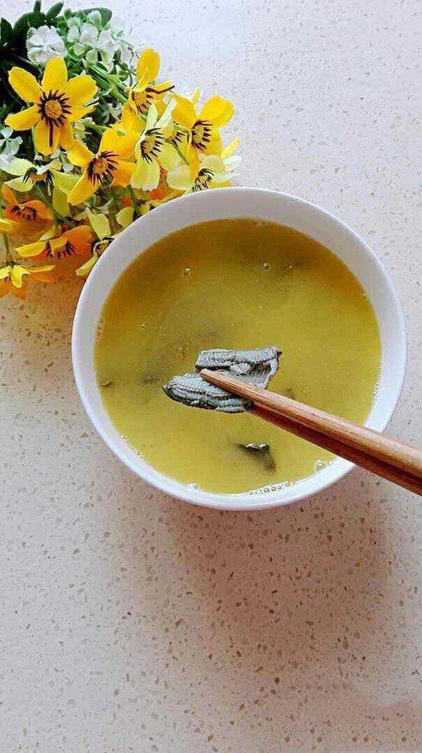 Original Eel Soup   Miss Chinese Food