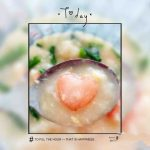 TomatoEgg And Spinach Pimple Soup (Mixed Soup)