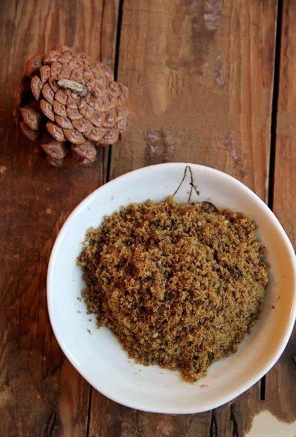 Curry Nori Pastry