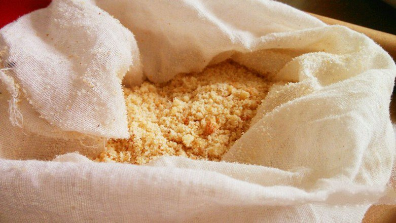 homemade breadcrumbs