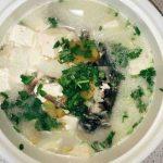 Tofu Crucian Carp Soup