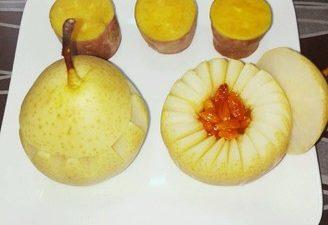 Medlar Pear Cup