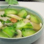 Loofah Fish Fillet Soup