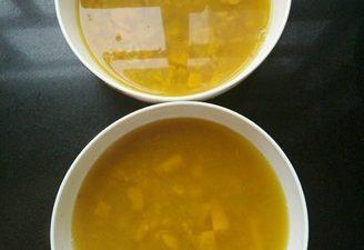 Pumpkin and Buckwheat Porridge