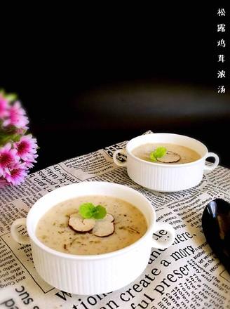 Truffle Chicken Soup