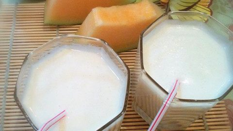 Cantaloupe Smoothie Miss Chinese Food If you see this, please smile!! miss chinese food