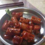 Braised Ham Sausage