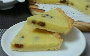 the grape cheese pie
