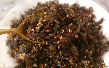 Seaweed Sesame Crisp.