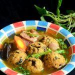 Seaweed Soup Tofu.