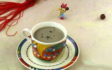 Sesame Black Soy Milk