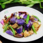 Braised Eggplant