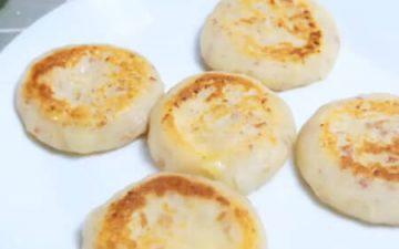 potato cheesecake.