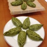 Steamed Dumplings with Bean Paste