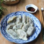 Dumplings Stuffed with Pork and Radish