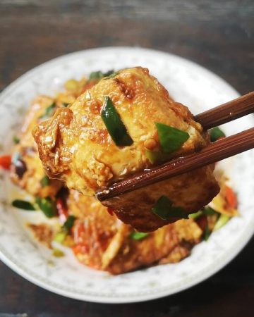 ecstasy fried tofu