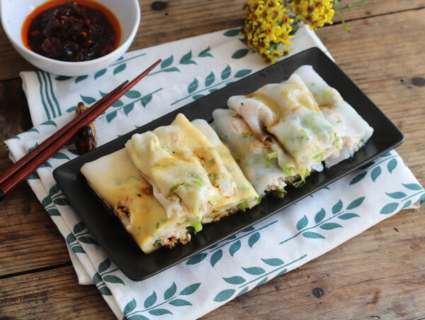 Double Flavor RollSteamed Vermicelli Roll