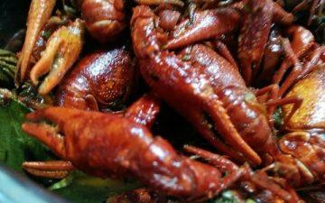 Beer Crayfish