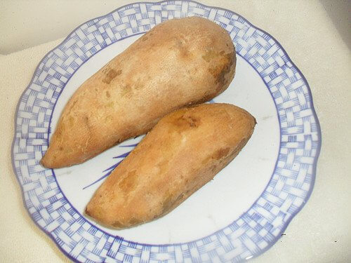 Steamed Sweet Potatoes Miss Chinese Food