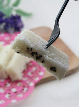 The Steamed Rice Cake