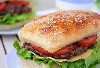 The Submarine Beef Burger
